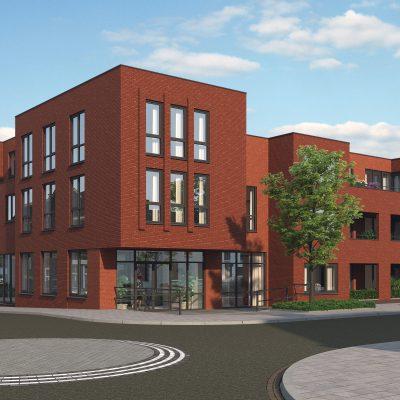 Woonzorgcomplex te Nieuwenhagen (Landgraaf)