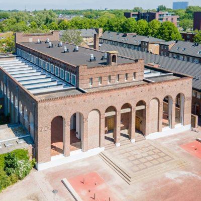 Woonzorgcomplex te Den Haag